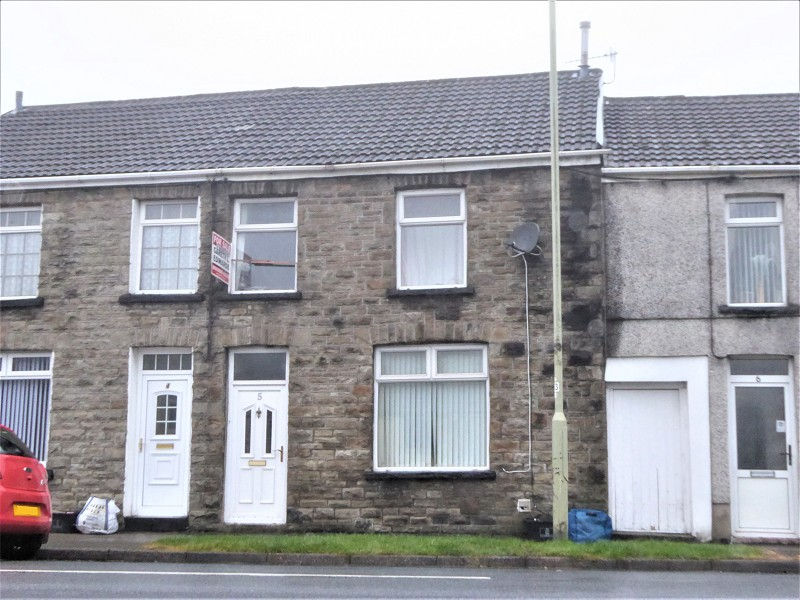 Picton Place, Maesteg